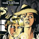Classics Illustrated Mark Twain Tom Sawyer & Notes Softcover Book