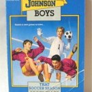 That Soccer Season The Johnson Boys Softcover Book By Scott Eller Ages 9-12