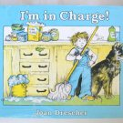 I'm In Charge Joan Drescher Hardcover Book For Ages 6-8 First Edition Vintage 1981