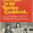 The Kids In The Kitchen Cookbook By Lois Levine Hardcover Book Vintage 1968