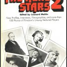 The Real Stars #2 By Leonard Maltin Softcover Book Vintage 1973