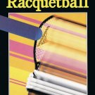High Performance Racquetball By Marty Hogan Softcover Book