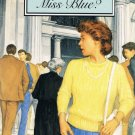Is That You Miss Blue By M.E. Kerr Softcover Book Vintage 1987