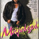 Misjudged Softcover Book Jeanette Mines A Love Story Signed By The Author