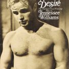 A Streetcar Named Desire Play 25th Anniversary Edition Softcover Book Vintage