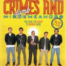 Crimes And Misdumbmeanors America's Dumbest Criminals 100 Stories Softcover Book