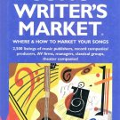 1997 Song Writer's Market Where & How To Market Your Songs By Cindy Laufenberg Hardcover Book