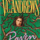 Raven The Fourth Novel Orphans Mini Series By V.C. Andrews Softcover Book