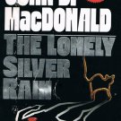 Travis McGee Novel The Lonely Silver Rain By John D. MacDonald Softcover Book 1986