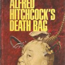 Alfred Hitchcock's Death Bag Softcover Book Vintage 1969