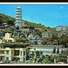Vintage Postcard Hong Kong Haw Par Mansion