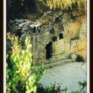 Vintage Postcard Jerusalem Israel Garden Tomb