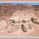 Vintage Postcard Qumran The Cave Where The Dead Sea Scrolls Were Discovered