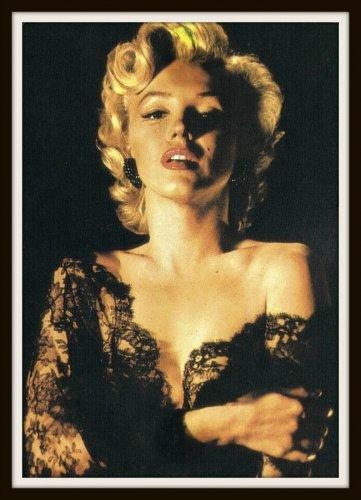 Vintage Postcard Marilyn Monroe Star 29 France