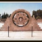Vintage Postcard Jericho Hisham Palace 1950s