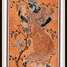 Vintage Postcard Greece Dionysus Greek God Of Vines And Wine