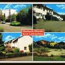 Marbach-Hörnle Kreis Ludwigsburg Germany Vintage Postcard 1970s