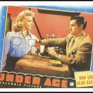 Under Age 1941 Large Poster Postcard From The Great Trash Films Movie Vintage 1989