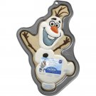 Giant Cookie Pan OLAF Disney's Frozen Cooking Baking Sheet By Wilton Bakeware