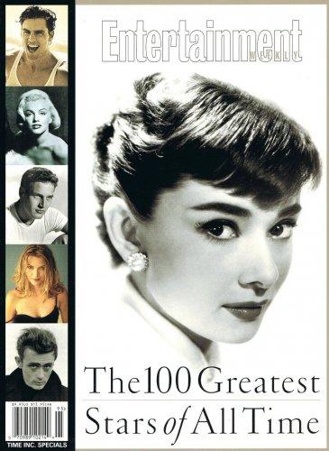 The 100 Greatest Stars of All Time Book Audrey Hepburn Humphrey Bogart Marilyn Monroe
