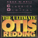 The Ultimate Otis Redding Music CD Rock & Roll Classics In Digital 20 Songs