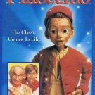 The Adventures of Pinocchio Movie Video Martin Landau & Jonathan Taylor Thomas