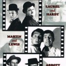 Classic Comedy Duos VHS Video Laurel & Hardy Martin & Lewis Abbott & Costello