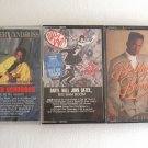 Soulful Music Cassettes Luther Vandross Bobby Brown Gap Band Hall & Oates Eddie Murphy