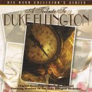 A Tribute To Duke Ellington Big Band Collector's Series Music CD