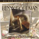 A Tribute To Benny Goodman Big Band Collector's Series Music CD