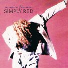 Simply Red A New Flame Music CD 10 Songs