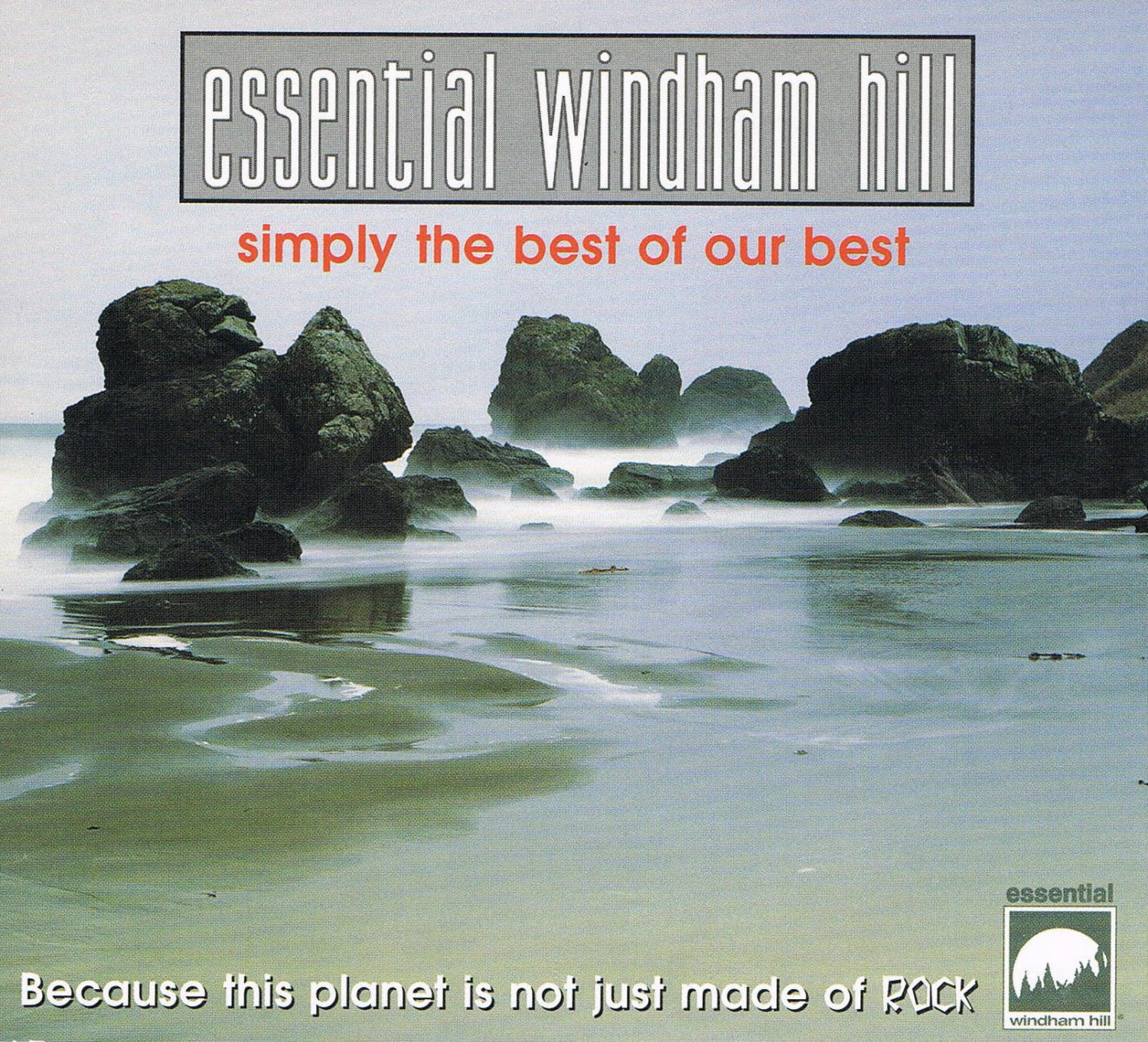 Essential Windham Hill Simply The Best of Our Best Music CD New Age