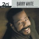The Best of Barry White Music CD 20th Century Masters The Millennium Collection