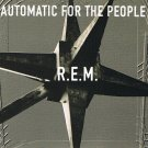R.E.M. Automatic For The People Music CD 12 Songs