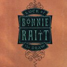 Bonnie Raitt Luck of The Draw Music CD Fold Out Case 12 Songs