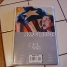 Civil War Front Line #9 NM