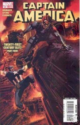 Captain America #21(2006) NM