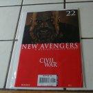 New Avengers #22  Civil War