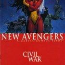 New Avengers #23  Civil War