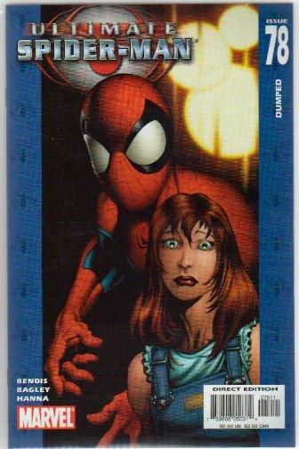 Ultimate Spider-man #78