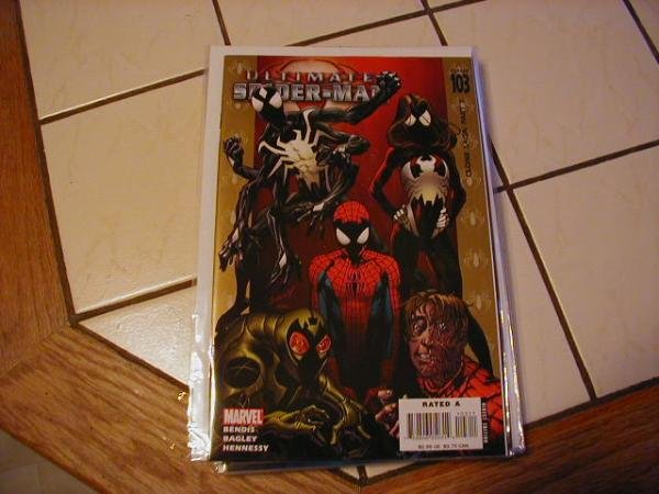 Ultimate Spider-man #103