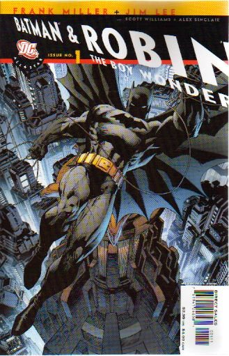 All-Star Batman and Robin #1A