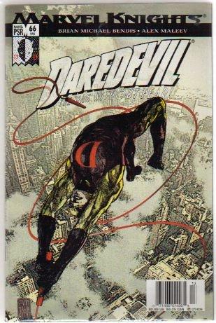 DAREDEVIL #66 VF/NM