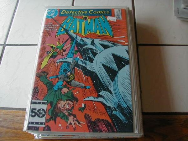 DETECTIVE COMICS #558 VF/NM