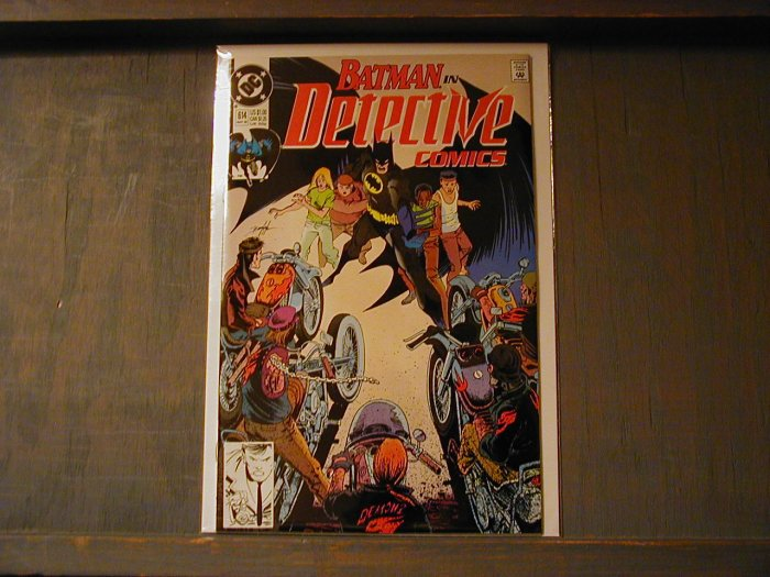 DETECTIVE COMICS #614 VF/NM