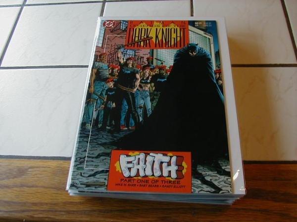 BATMAN LEGENDS OF THE DARK KNIGHT #21