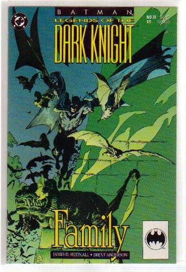 BATMAN LEGENDS OF THE DARK KNIGHT #31