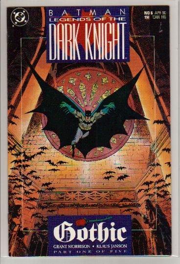 BATMAN LEGENDS OF THE DARK KNIGHT #6