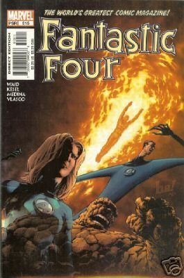 FANTASTIC FOUR #515 VF/NM