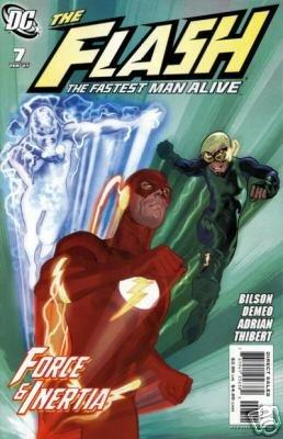 FLASH THE FASTEST MAN ALIVE #7 (2006)NM